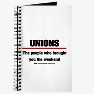 Union Weekend Journal