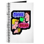 Retro Coffee Break Journal