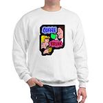 Retro Coffee Break Sweatshirt