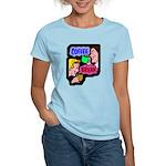 Retro Coffee Break Women's Light T-Shirt