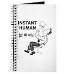 Instant Human Journal