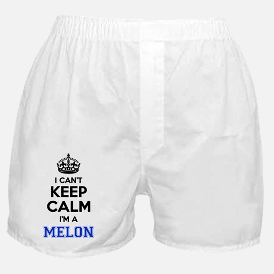 Cute Melon Boxer Shorts