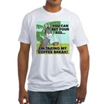 Bet Your Ass Fitted T-Shirt