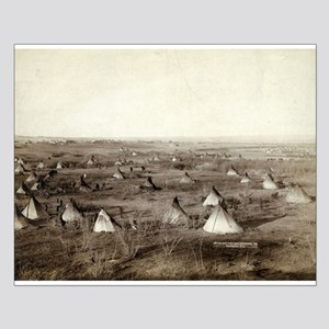 The Great Hostile Camp - John Grabill - 1891 Small