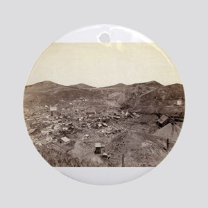 The Great Homestake - John Grabill - 1880 Round Or