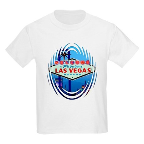Las Vegas Night! Kids Light T-Shirt