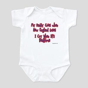 new england Infant Bodysuit
