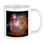 Michelangelo And The Orion Nebula Mugs