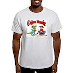 Cajun Music Ash Grey T-Shirt
