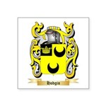 Hodgin Square Sticker 3