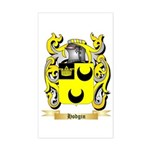 Hodgin Sticker (Rectangle)