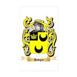 Hodgin Sticker (Rectangle 10 pk)