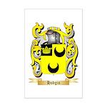 Hodgin Mini Poster Print