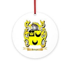 Hodgin Ornament (Round)