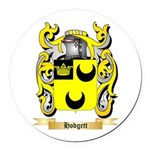 Hodgett Round Car Magnet