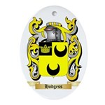 Hodgess Ornament (Oval)
