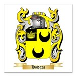 Hodges Square Car Magnet 3