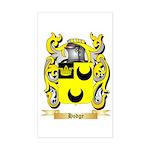 Hodge Sticker (Rectangle)
