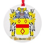 Hockly Round Ornament