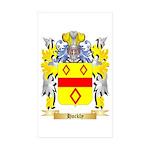 Hockly Sticker (Rectangle 50 pk)