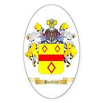 Hockley Sticker (Oval 50 pk)