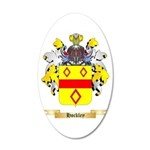 Hockley 20x12 Oval Wall Decal