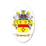 Hockley 35x21 Oval Wall Decal