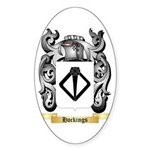 Hockings Sticker (Oval 50 pk)