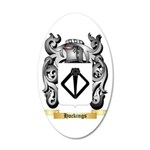 Hockings 35x21 Oval Wall Decal