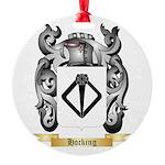 Hocking Round Ornament