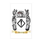 Hocking Sticker (Rectangle)