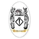 Hocking Sticker (Oval)