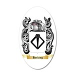 Hocking 20x12 Oval Wall Decal