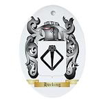 Hocking Ornament (Oval)