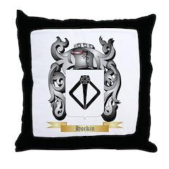Hockin Throw Pillow