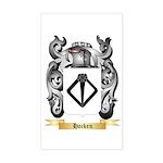 Hocken Sticker (Rectangle)