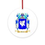 Hoch Ornament (Round)