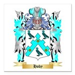 Hoby Square Car Magnet 3