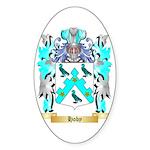 Hoby Sticker (Oval 10 pk)
