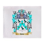 Hoby Throw Blanket