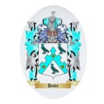 Hoby Ornament (Oval)