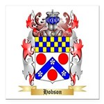 Hobson Square Car Magnet 3