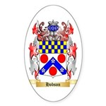 Hobson Sticker (Oval 10 pk)