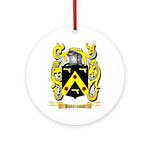 Hobkinson Ornament (Round)