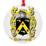 Hobkins Round Ornament
