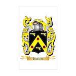 Hobkins Sticker (Rectangle 50 pk)