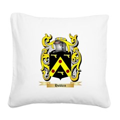 Hobkin Square Canvas Pillow