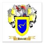 Hobcroft Square Car Magnet 3