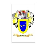 Hobcroft 35x21 Wall Decal