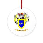 Hobcroft Ornament (Round)